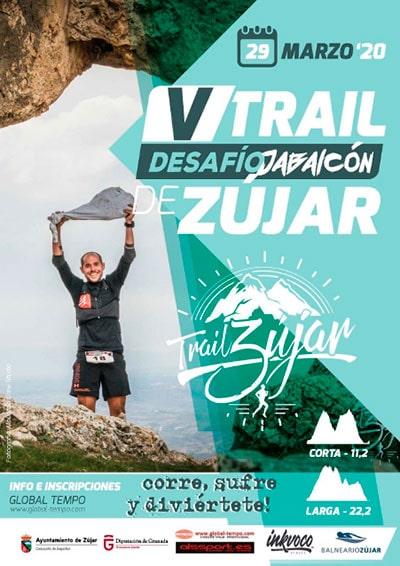 Trail Zújar Desafío Jabalcón