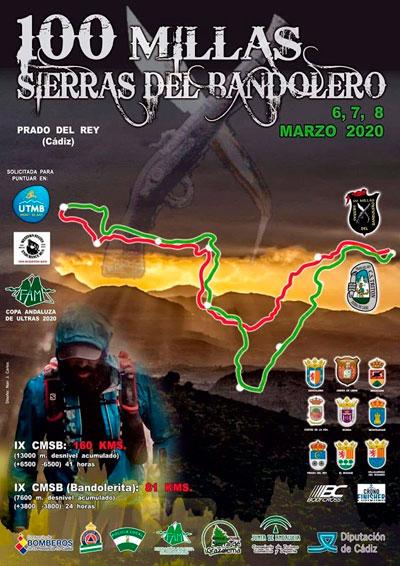 Ultra Trail 100 Millas Sierras del Bandolero